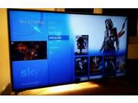 LG 4k TV 43inch 1 month old