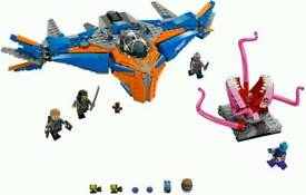 X3 guardian of the galaxy lego sets