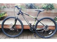 CANNONDALE TRAIL 7 mountain bike - 29 wheels - Mint condition- Large frame