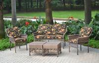 Brand New 5pc Wicker Conversation Set for Sale!!! Only $299.99