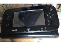 32 GB Black Wii U