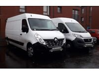 MAN WITH A VAN, REMOVAL AND COURIER SERVICES