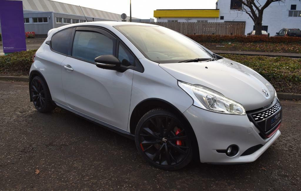 peugeot 208 gti 30th anniversary in cumbernauld glasgow gumtree. Black Bedroom Furniture Sets. Home Design Ideas