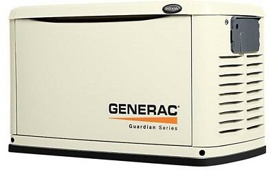 Generac 7039 Guardian Series 20kw Generator Alum Enclosure W 200a Se Switch