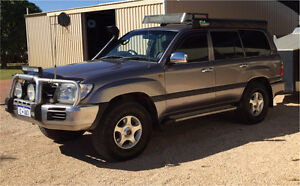 Hjd100 Toyota landcruiser Redcliffe Belmont Area Preview