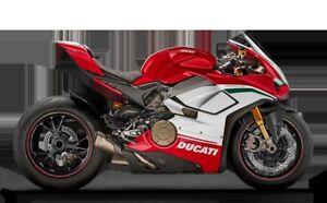 2019 Ducati Panigale V4 S SPECIALE