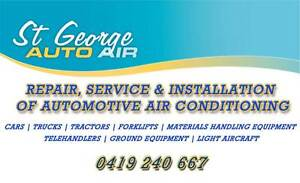 StGeorge auto air - Mobile aircon diagnostics, repair and service Rockdale Rockdale Area Preview