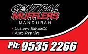 Central Mufflers Mandurah Mandurah Area Preview