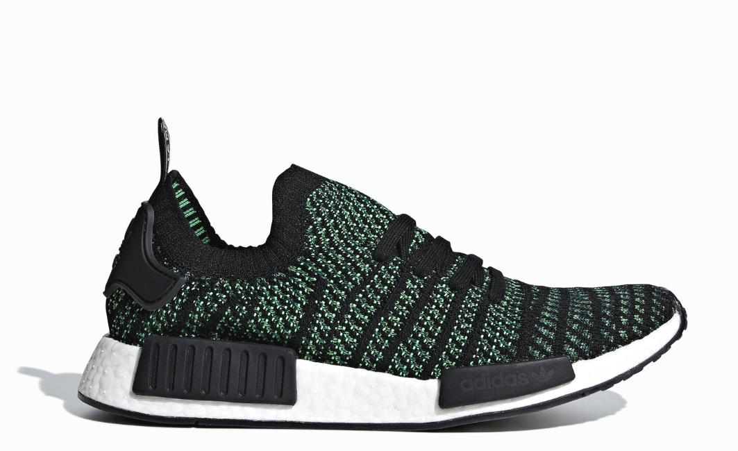 NEW MEN'S ADIDAS ORIGINALS NMD R1 STLT PRIMEKNIT RUNNING SHO