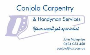 Conjola Carpentry & Handyman Services Lake Conjola Shoalhaven Area Preview