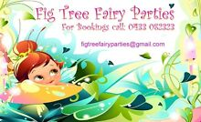 Fig Tree Fairy Parties Burleigh Waters Gold Coast South Preview