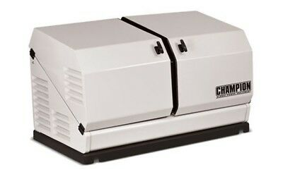 Champion 100199 8.5kw Standby Power Backup Generator Lp Propane Ng Gas