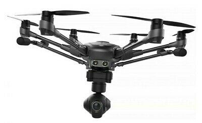 Yuneec YUNTYHSCUS Typhoon H Watch Video Hexacopter Drone - Black