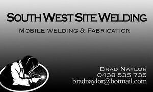mobile welder Bunbury Bunbury Area Preview