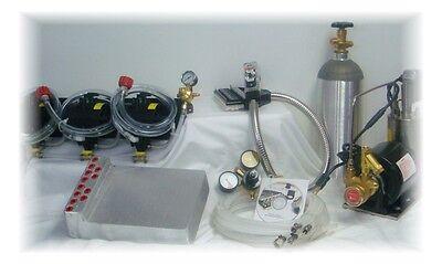 3 Flavor Soda Gun Dispenser Complete Pre-assembled