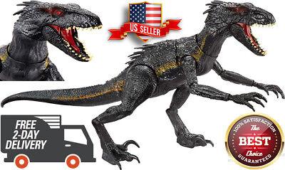NEW Jurassic World Fallen Kingdom INDORAPTOR 12-inch Dinosaur Figure Action -50%