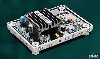 Mcpherson Controls Ss460 Generator Auto Voltage Regulator Stamford Newage Sx460