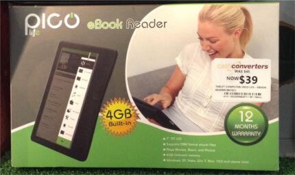 Pico life ebook reader bk7021 dv62871