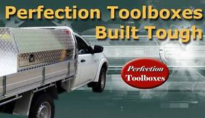 Best toolboxes aluminium checkerplate and cheapest on gumtree Brisbane City Brisbane North West Preview