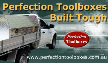 Perfection Toolboxes - Leading market brand aluminium tool boxes & aluminium ute canopy in Brisbane City 4000 QLD | Tool Storage ...