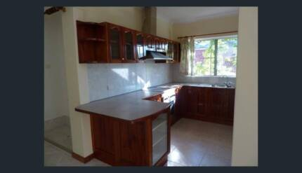 No Bond. Spacious 2 bedroom unit on the first floor for rent.