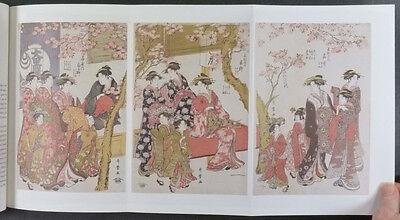 Antique Japanese Prints - Harunobu Hokusai Utamaro & Hiroshige -Mirviss Catalog