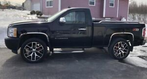 Truck For Sale - shorty 2 wheel dive