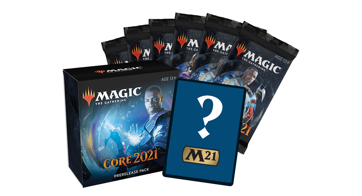 MTG Core 2021 Prerelease Pack / Kit - Magic the Gathering *NEW* *FAST SHIPPING*