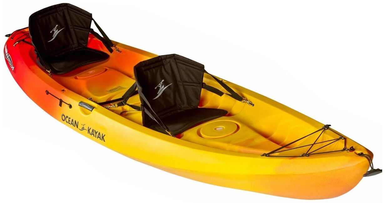 Top 5 fishing kayaks for Best tandem fishing kayak