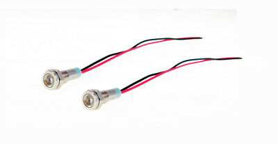 2 Pack Procraft 6mm 115v Led Indicator Lamp Clear  6zsd.x-115-c
