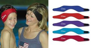 Learn-to-Swim-swimming-Ear-wrap-pool-plugs-ear-plugs-cover-9854-cover-ALL-SIZES