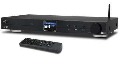 Ocean Digital WiFi Internet Radio Tuner WR10 DAB+/DAB/UKW/Bluetooth-Empfänger (Wifi-internet-radio)