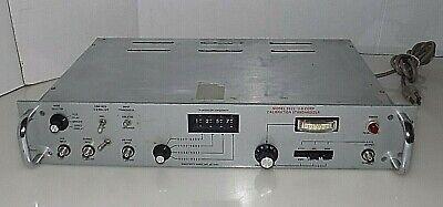 Unholtz Dickie Corp Model 1611 Calibration Standardizer