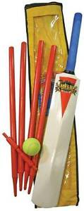 Beach Cricket Set - Adult Malaga Swan Area Preview