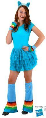 My Little Pony Rainbow Dash Arm and Leg HoofWarmers Costume Accessory, UNWORN - My Little Pony Rainbow Dash Costume Child