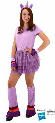 Twilight Sparkle Halloween (My Little Pony Twilight Sparkle Arm Leg HoofWarmers + Headband with Ears)