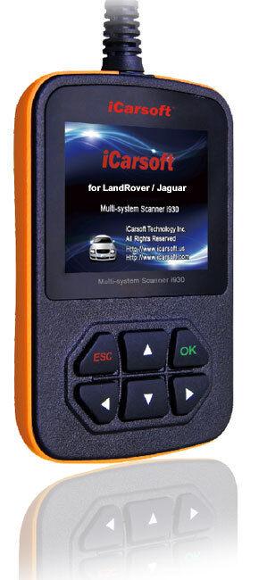 Icarsoft I930 Fits Land Rover Obd2 Diagnostic Code Reader Reset Scanner Tool