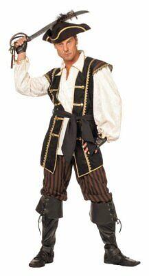 Pirat Seeräuber Piratenkostüm auch Übergröße XXL - Übergröße Kostüm Piraten