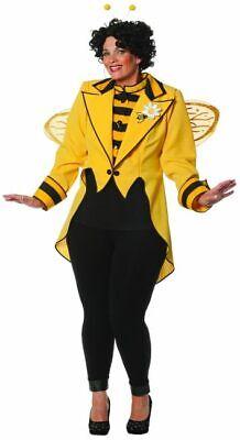 Bienenfrack mit Bienenfühler (Bienen Kostüme)