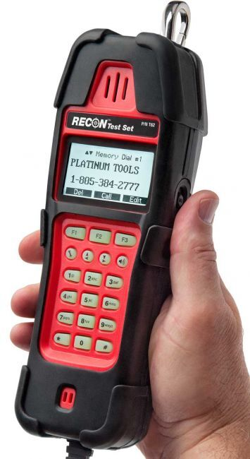 Platinum Tools Recon Test Set P/N T62