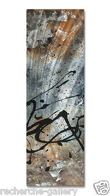 Find The Peace II Contemporary Metal Art Decor Abstract Wall Sculpture