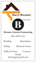 Brenner General Contracting