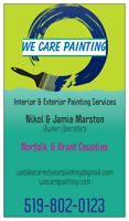 We Care Painting