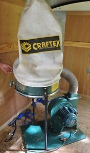 Craftex Woodworking Dust Collection System