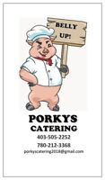 Porky's Catering and Concession