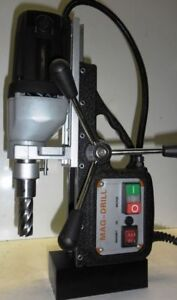 New Magnetic Drill and Annular Set