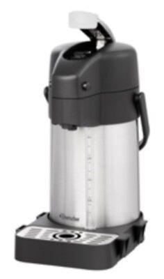 Bartscher 2,2 Liter Iso-Dispenser Dispenser Getränkespender 190990 Messegerät*