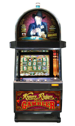IGT Kenny Rogers Video Machine
