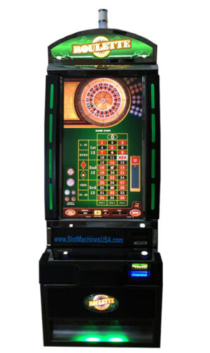 BALLY ROULETTE VIDEO MACHINE