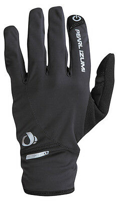 Pearl Izumi Select Softshell Lite Winter Bike Cycling Gloves Black - Large